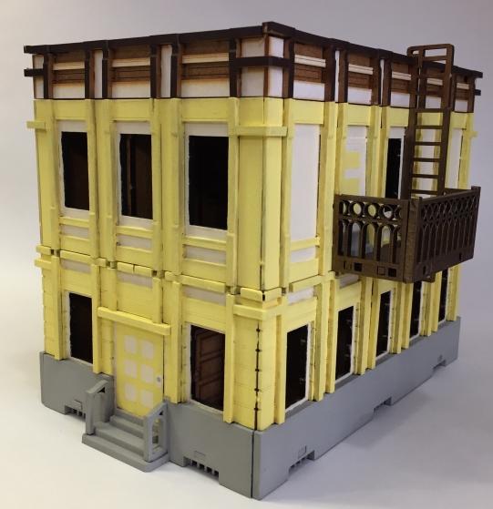 XIX Block of Flats