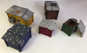 XIX Century Shantytowns