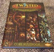 Twisted Rulebook