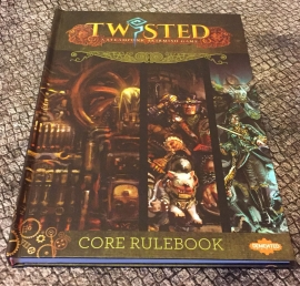 Twisted Rulebook